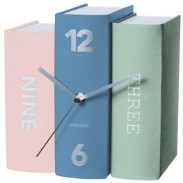 Designové stolní hodiny 5630 Karlsson 20cm