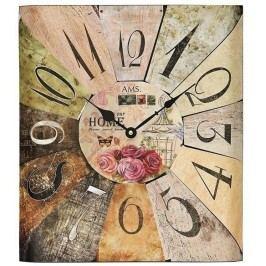 Nástěnné hodiny 9460 AMS 40cm