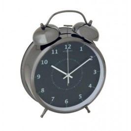 Designový budík 5113zw Nextime Wake Up 30cm