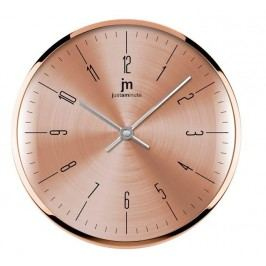 Designové nástěnné hodiny 14949R Lowell 26cm