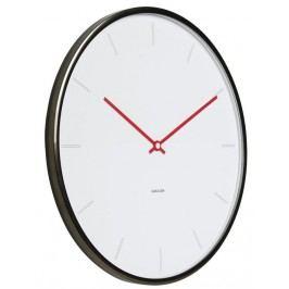 Designové nástěnné hodiny 5643WH Karlsson 40cm