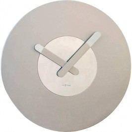 Designové nástěnné hodiny 3189zi Nextime In Touch 40cm