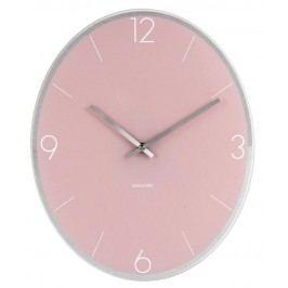 Designové nástěnné hodiny 5650PI Karlsson 39cm