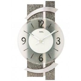Nástěnné hodiny 9548 AMS 40cm