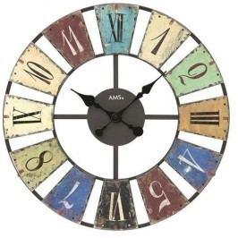 Nástěnné hodiny 9465 AMS 50cm