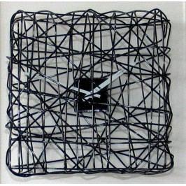 Designové hodiny Diamantini a Domeniconi Ti Aspeto black 32cm