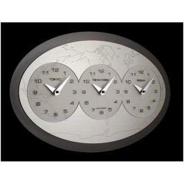 Designové nástěnné hodiny I208M IncantesimoDesign 72cm