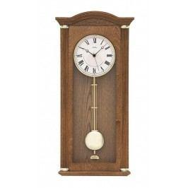 Nástěnné kyvadlové hodiny 5014/4 AMS 64cm řízené rádiovým signálem DCF