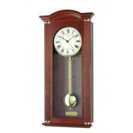 Nástěnné kyvadlové hodiny 5014/1 AMS 64cm řízené rádiovým signálem DCF