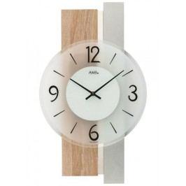 Nástěnné hodiny 9554 AMS 40cm