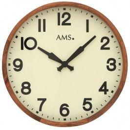 Nástěnné hodiny 9535 AMS 40cm