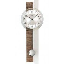 Kyvadlové nástěnné hodiny 7438 AMS 67cm
