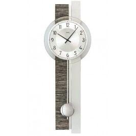 Kyvadlové nástěnné hodiny 7439 AMS 67cm
