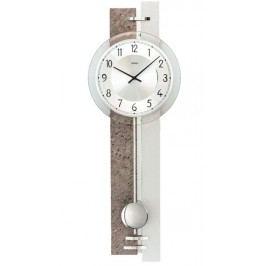 Kyvadlové nástěnné hodiny 7440 AMS 67cm