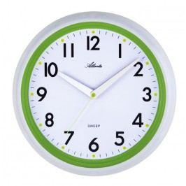 Designové nástěnné hodiny AT4314-6