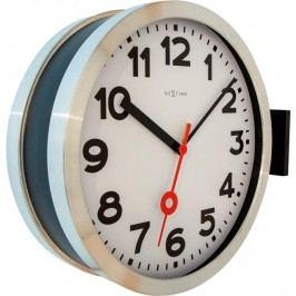 Oboustranné nástěnné hodiny 3217 Nextime Double Station 38cm