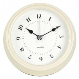 Designové stolní hodiny budík - 5625IV Karlsson 12cm
