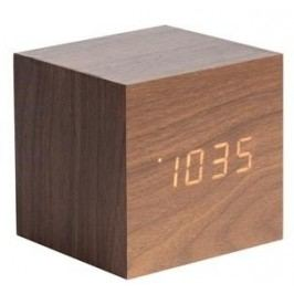 Designový LED budík - hodiny 5655DW Karlsson 8cm