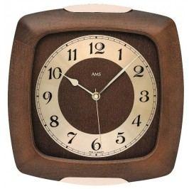 Nástěnné hodiny 5804/1 AMS 28cm