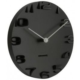 Designové nástěnné hodiny 5311BK Karlsson 42cm