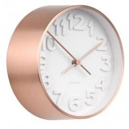 Designové nástěnné hodiny 5692CO Karlsson 22cm