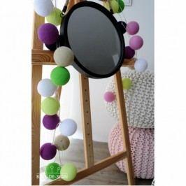 BallDesign We love jelly beans (sada 20 balónků) -  Svíticí bavlněné koule