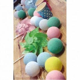 BallDesign My little Pony (sada 20 balónků) -  Svíticí bavlněné koule