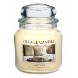 Village Candle Villafe Candle vonná svíčka ve skle ÚTULNÝ DOMOV - COZY HOME