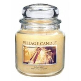 Village Candle Villafe Candle vonná svíčka ve skle OSLAVA - CELEBRATION 397 g