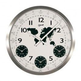 Designové nástěnné hodiny Lowell 16955B Design 55cm