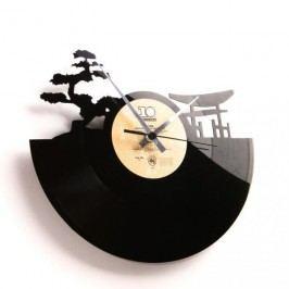 Designové nástěnné hodiny Discoclock 043 Sunset 30cm