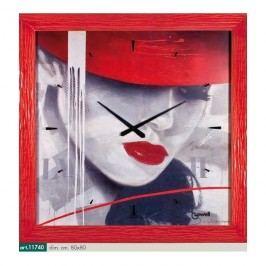 Originální nástěnné hodiny 11740 Lowell Prestige 80cm