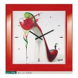 Originální nástěnné hodiny 11776 Lowell Prestige 60cm