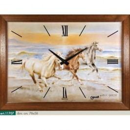 Originální nástěnné hodiny 11707 Lowell Prestige 78cm
