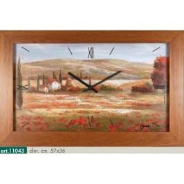 Originální nástěnné hodiny 11043 Lowell Prestige 57cm