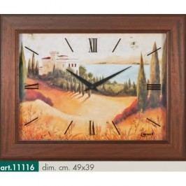 Originální nástěnné hodiny 11116 Lowell Prestige 49cm