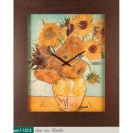 Originální nástěnné hodiny 11313 Lowell Prestige 60cm