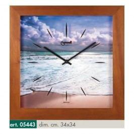 Originální nástěnné hodiny 05443 Lowell Prestige 34cm