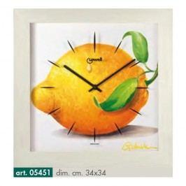 Originální nástěnné hodiny 05451 Lowell Prestige 34cm