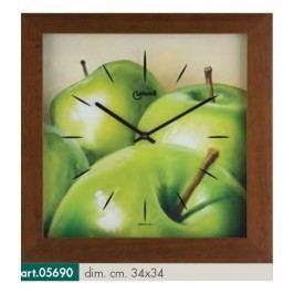 Originální nástěnné hodiny 05690 Lowell Prestige 34cm