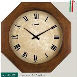 Originální nástěnné hodiny 11019B Lowell Prestige 41cm