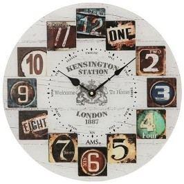 Nástěnné hodiny 9470 AMS 40cm