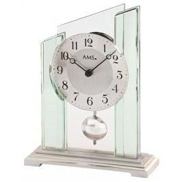 Stolní kyvadlové hodiny 1168 AMS 23cm