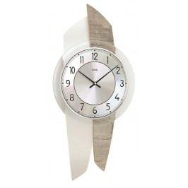 Designové nástěnné hodiny 9498 AMS 50cm