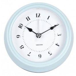 Designové stolní hodiny - budík 5625BL Karlsson 12cm