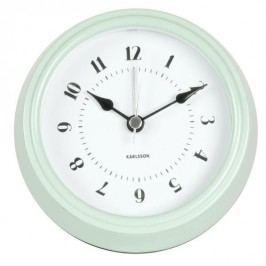 Designové stolní hodiny - budík 5625GR Karlsson 12cm
