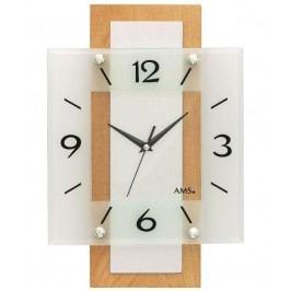 Nástěnné hodiny 5507 AMS 40cm