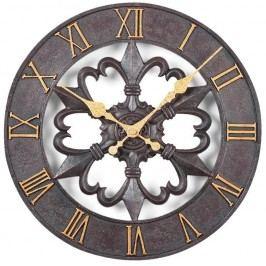Designové nástěnné hodiny AT4445