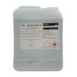 Biokrby Palivo do biokrbu 5l