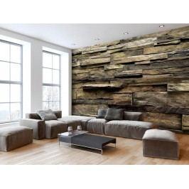 Murando DeLuxe Rustikální stěna 150x105 cm